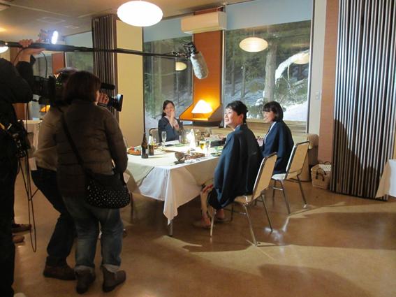 20日にテレビで放送。龍リゾートのルーツ