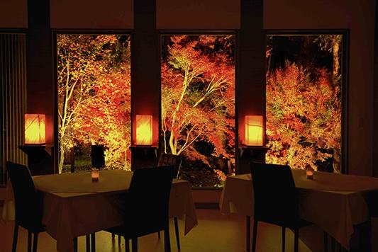 龍リゾート&スパ、レストラン-ガーディア-