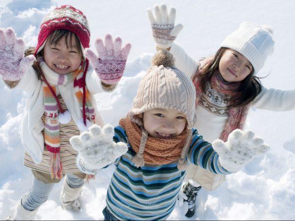 今年も出ました!冬の雪遊びプラン♪