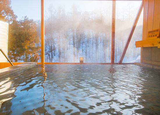 <これぞ冬の贅沢!雪見露天風呂が楽しめる人気温泉宿ランキング【楽天】>にランクインすることができました!