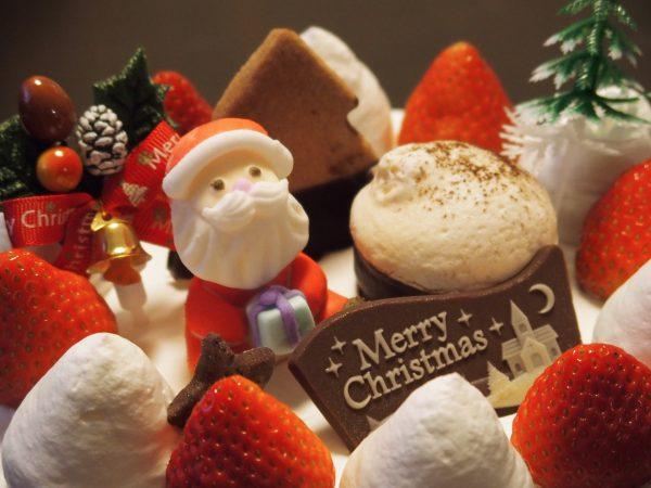 龍リゾート&スパ、クリスマスケーキ、クリスマス