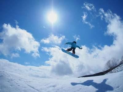 龍リゾート、スキー、スノボ