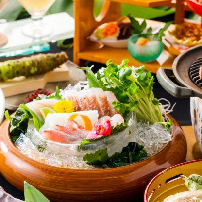 龍リゾート&スパ_お料理