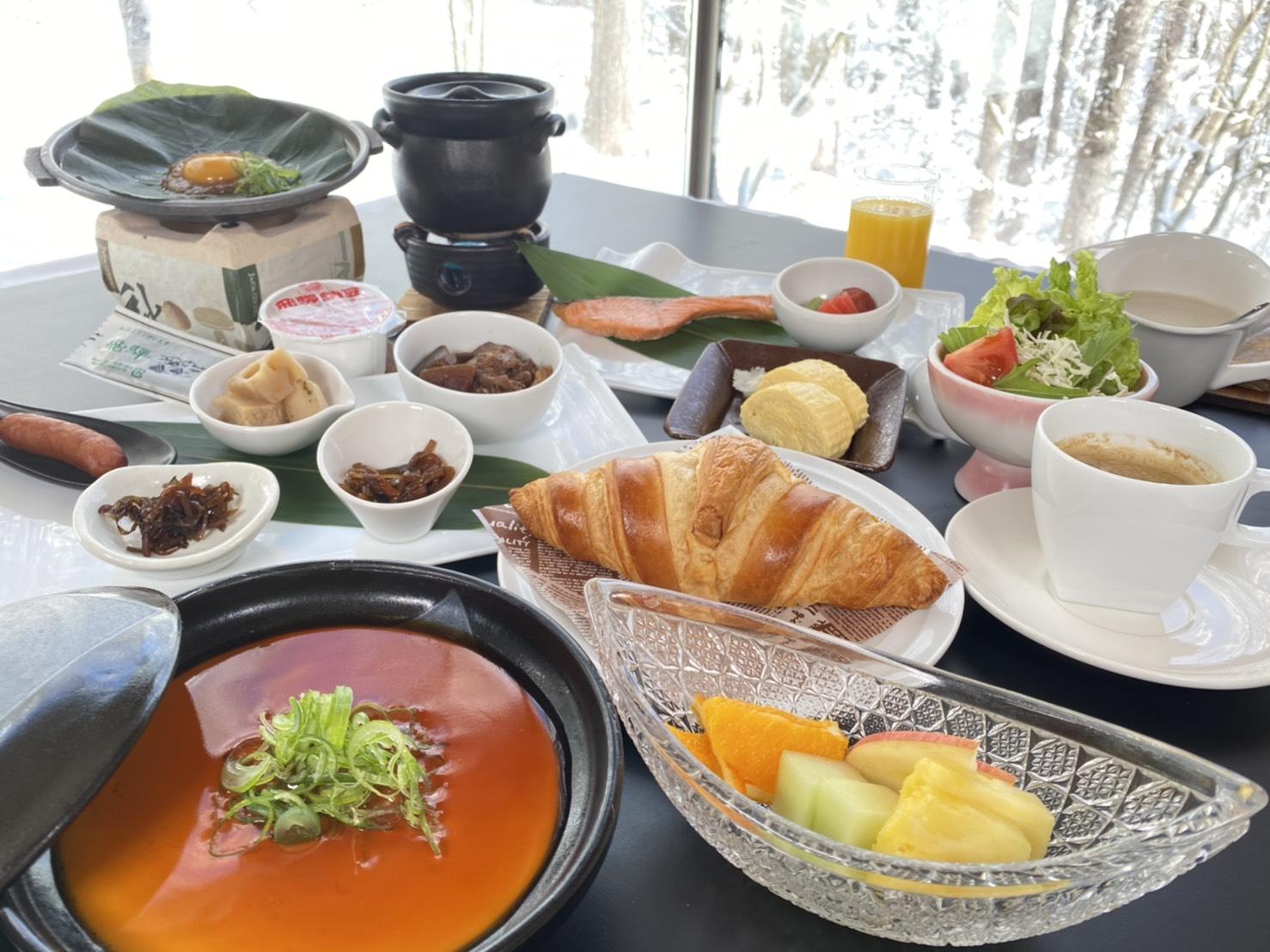 コロナウイルス感染予防〈当館でのお食事〉について