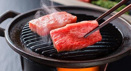 A5等級飛騨牛ステーキ イメージ
