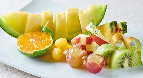 フルーツ盛り合わせ イメージ