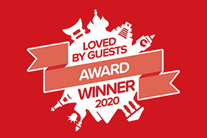 Loved by Guests awards 2020