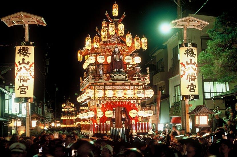 高山祭り イメージ