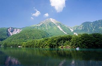 上高地 イメージ