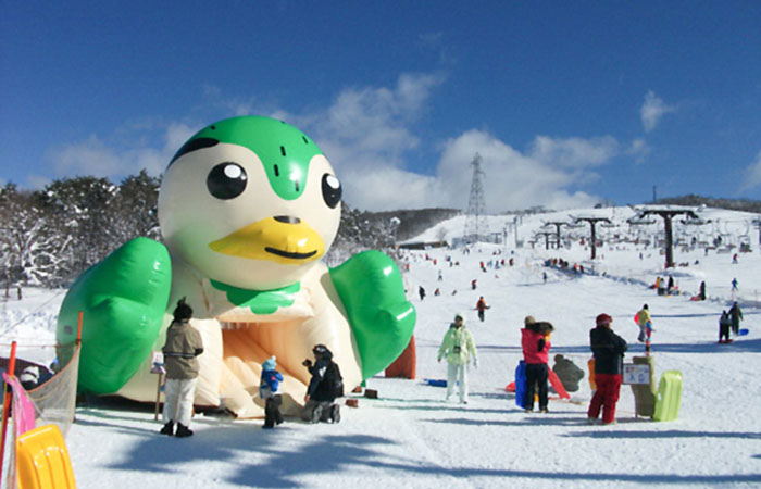 ひるがの高原スキー場 イメージ