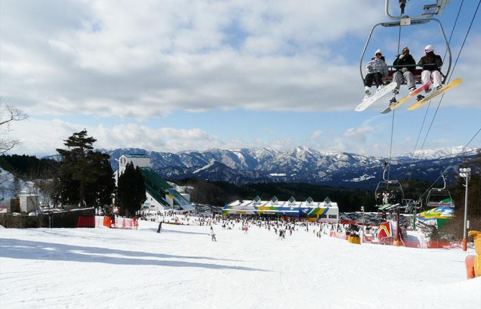 鷲ヶ岳スキー場 イメージ