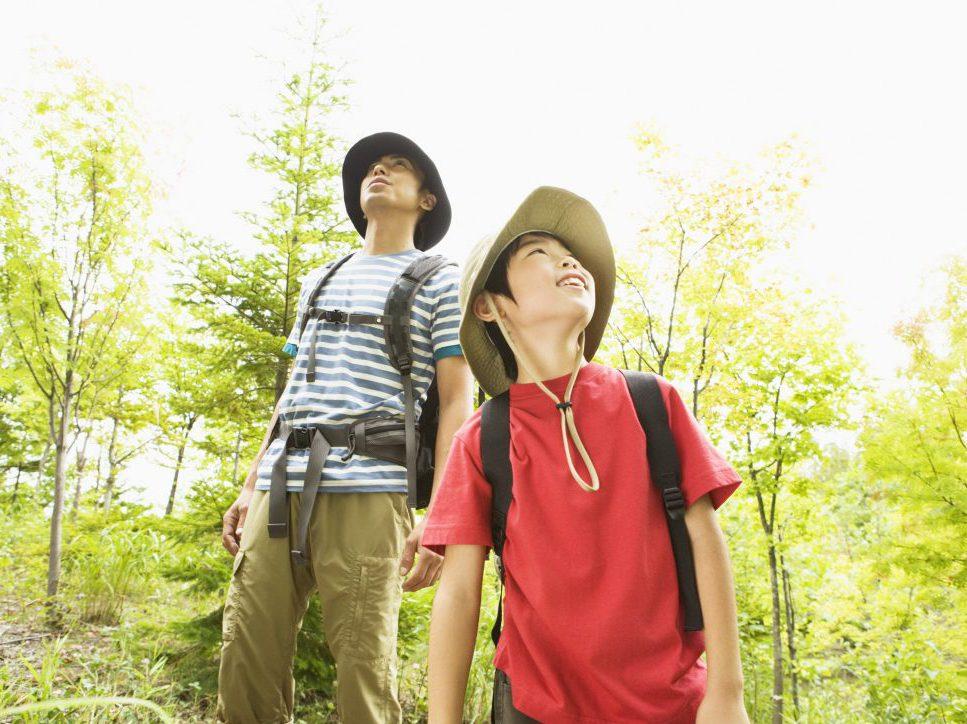 """~お子様の""""自由研究""""にも!大自然で過ごす夏休み♪~"""